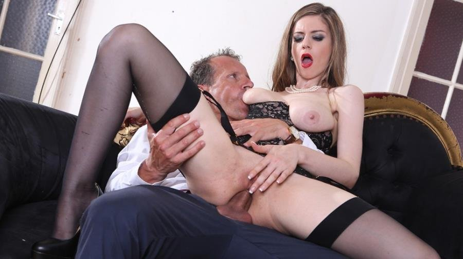 DorcelClub.com - Stella Cox - Stella, nice and slutty rich girl [FullHD 1080p / Anal / 2015]