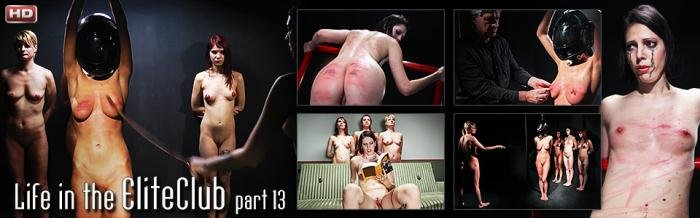 ElitePain.com - Emma - Life in the EliteClub 13  [SiteRip / Spanking / 2015]