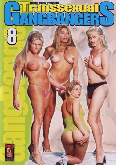Devils-Film.com - Barbie, Brandy, Vo D'balm, Gia Regency, Shana, Dayna, Sylvia Boots, Dex - Transsexual Gang Bangers 8 [DVDRip / Transsexual / USA / 2002]