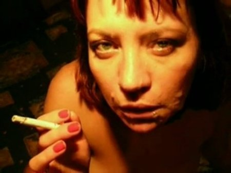 Smoking - Tatjana - After sex, you need to smoke [SD / Fetish / 2013]