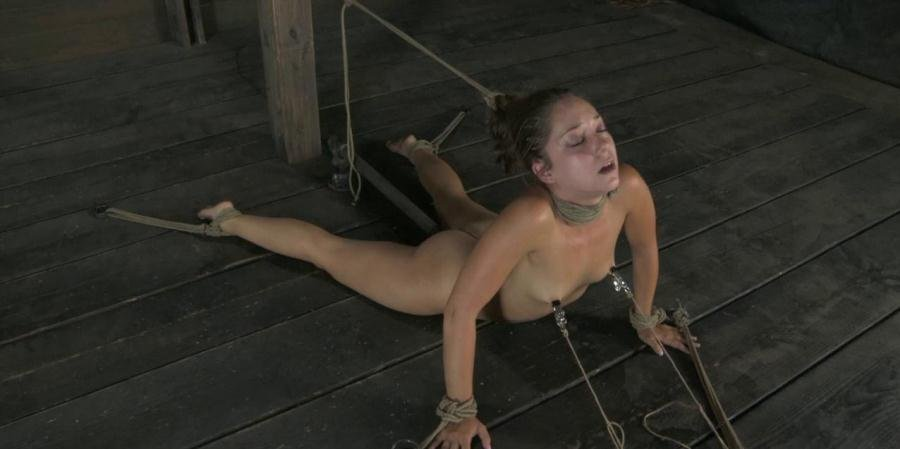SexuallyBroken.com - Remy LaCroix, Matt Williams - Top Starlet Remy Lacroix Gets Bound And Fucked [HD 720p / BDSM / Bondage / 2012]