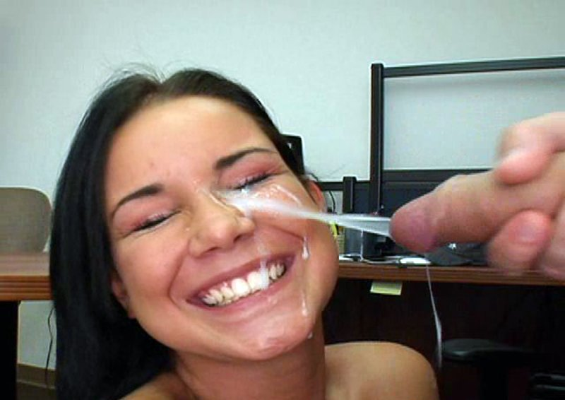 FacialFest.com/BangBros.com - Tanner Mayes - Tanners Double Facial [HD / Pov / Legal Teen / 2008]