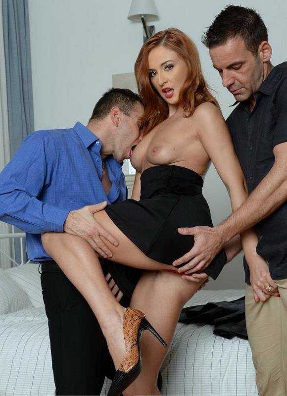 DPFanatics.com/21Sextury.com - Eva Berger - Pleasure for Order [FullHD / Anal / Babes / 2014]