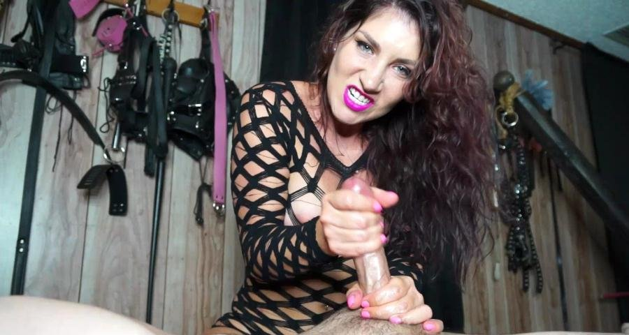 Clips4Sale.com - Sarah Diavola - Ruined orgasms 101 [FullHD 1080p / Handjob / 2016]