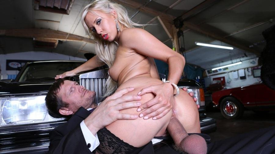 Dorcel-Club - Carla Cox - Rich Blond Fucked Hard By Her Driver [FullHD 1080p / Blonde / Hardcore / 2016]