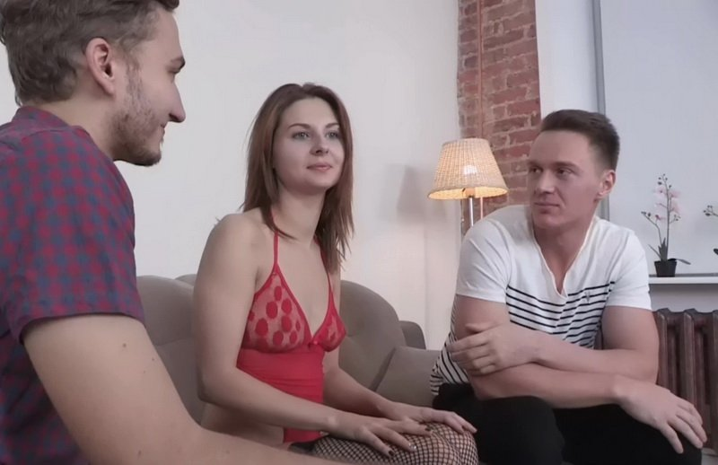 SellYourGF.com - Marion - Hardcore [HD / Legal Teen / Cuckolds / 2016]