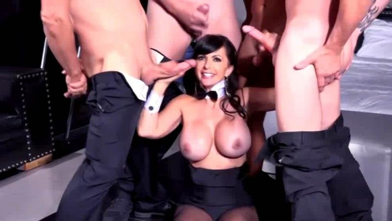 CatalinaCruz.com - Catalina Cruz - Streaming Cam Show Replay from [SD / Gang Bang / Bukkake / 2015]