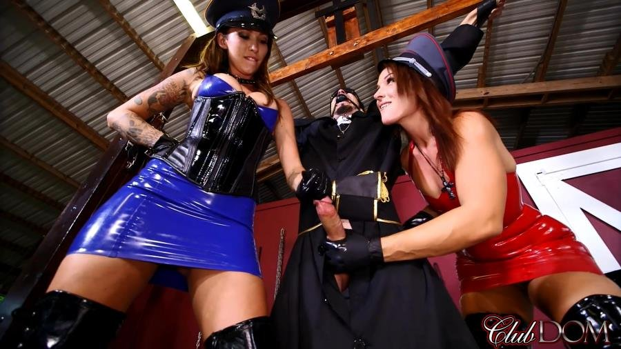 ClubDom.com - Female Domination - Reverend Rich Touch [FullHD 1080p / Mistress / Domination / 2016]