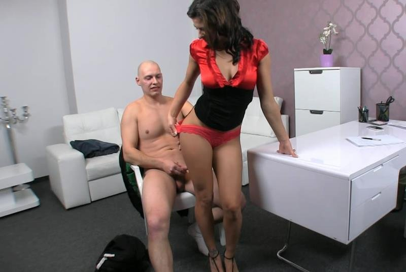 Femaleagent beautiful new agents first casting is a sexual success 4