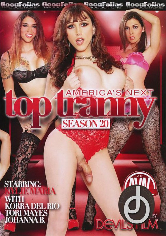 Devil's Film - Chad Diamond, Christian XXX, Johanna B - Americas Next Top Tranny: Season 20 [WEBRip/SD  / Transsexual / Anal / 2014]