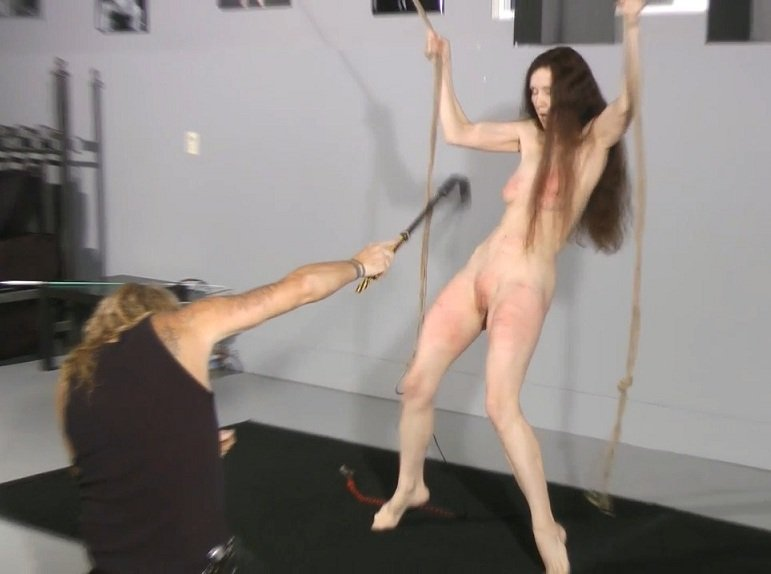 PainToy.com - Emma - Hard Spanking [HD 720p / Spanking / Torture / 2016]