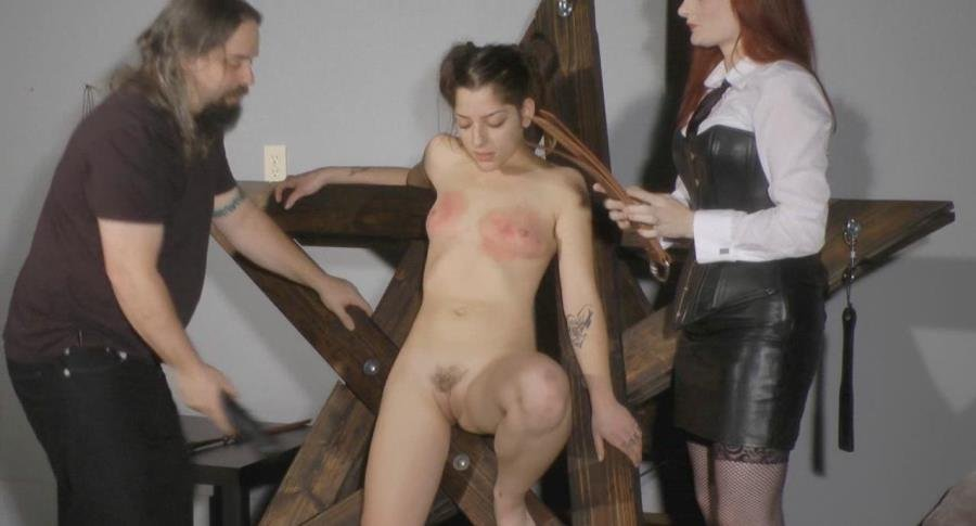 Paintoy.com - Liza - Fiery Red [HD 720p / BDSM / Torture / 2014]