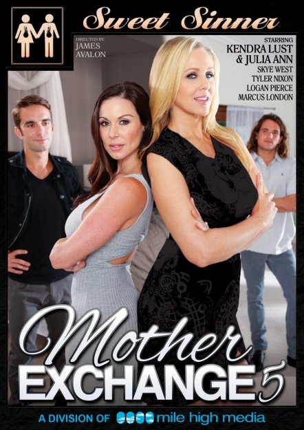 Sweet Sinner - Julia Ann, Kendra Lust, Logan Pierce, Marcus London - Mother Exchange 5 [WEBRip/HD  / Mature / MILF / 2015]