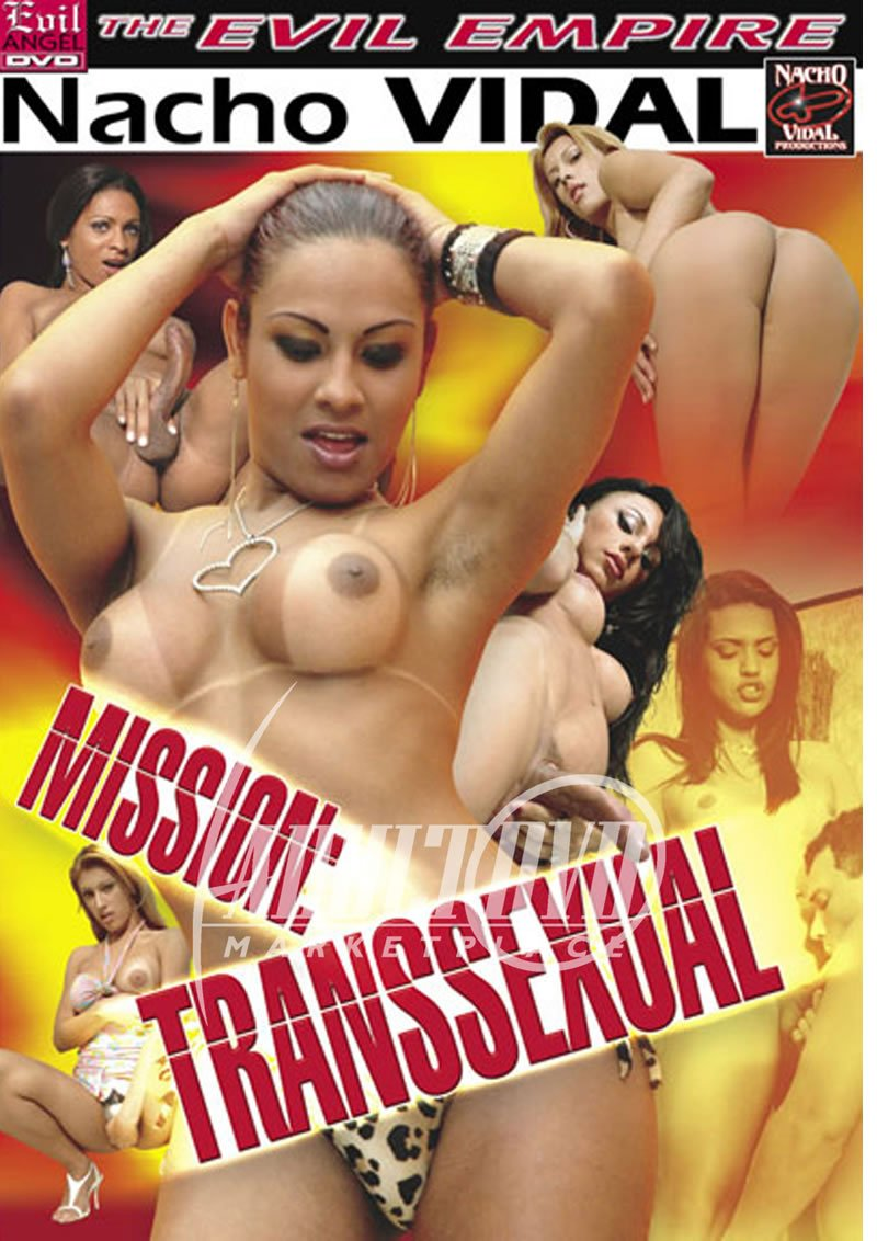 Evil Angel - Alexandre Senna, Andre Santos, Alana Ferreira - Mission Transsexual [DVDRip  / Transsexual / Anal / 2007]