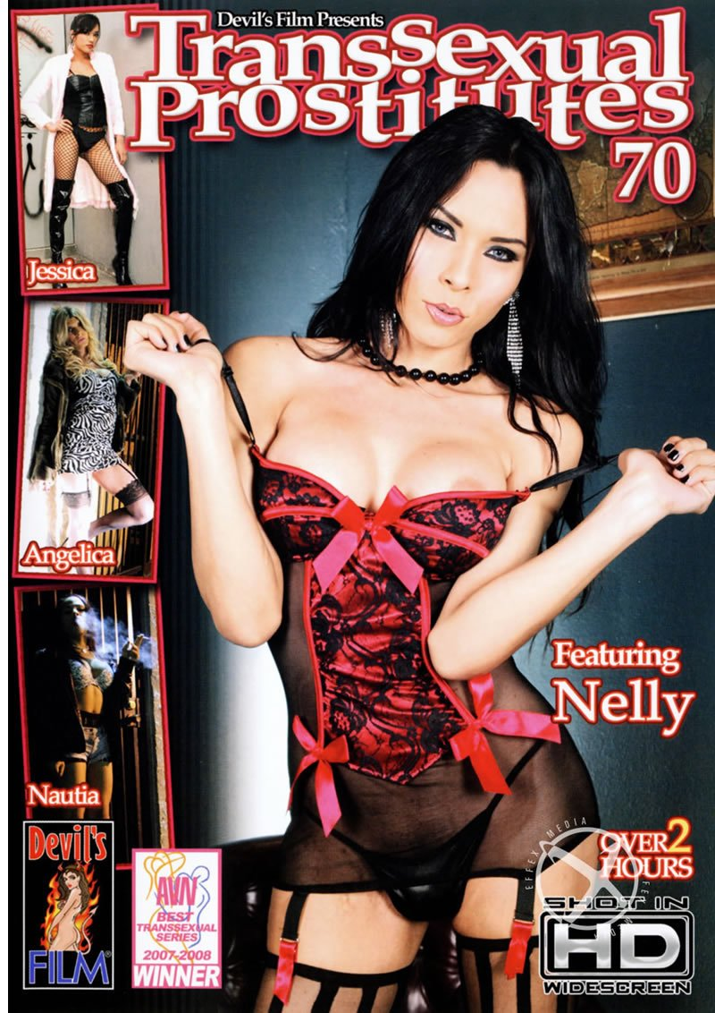 Devils Films - Carrie Ann, Jessica Fox, Nelly, Angelina Torres - Transsexual Prostitutes 70 [DVDRip  / Transsexuals / Anal / 2012]