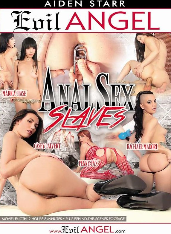 Evil Angel - Casey Calvert, Marica Hase, Owen Gray, Penny Pax - Anal Sex Slaves [WEBRip/SD 540p / Gonzo, Anal, All Sex, Oral / 2016]