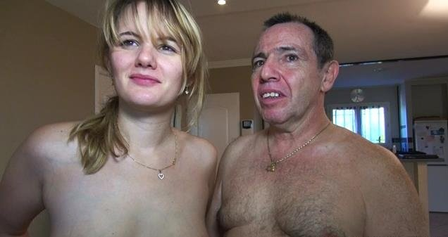 French Adult - Angelique - Sodomie, jalousie, excitation ! [SD / Teen / Amateur / 2016]