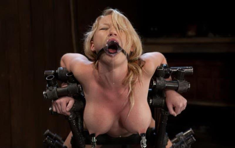 kink.com - Madison Scott - Insatiable Cunt [HD / BDSM / Fendom / 2010]