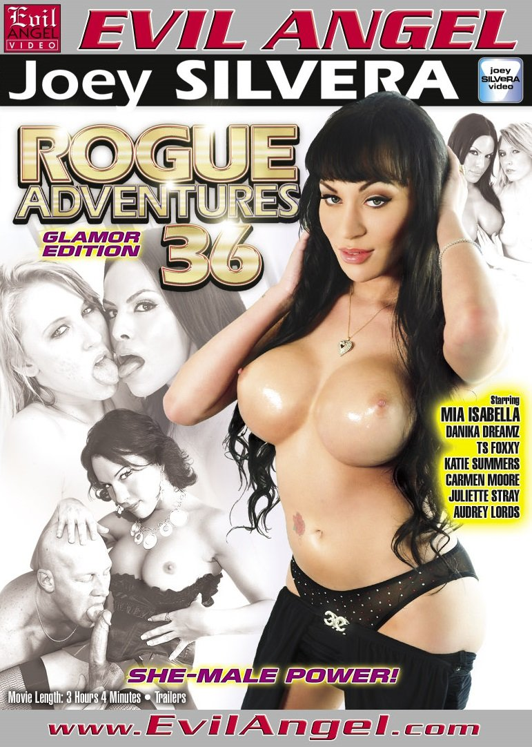 Evil Angel - Mia Сосибела, Danika Dreamz, TS Foxxy, Katie Summers - Rogue Adventures 36 [WEBRip/SD  / Transsexual / Anal / 2012]