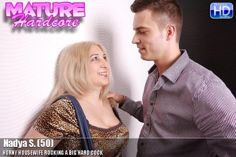 Mature.nl - Nadya S. - mat-alex92 [HD / Incest / Big Tits / 2014]