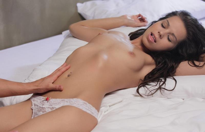 X-Art.com - Katka - Two Into One [FullHD / Threesome / Teen / 2011]