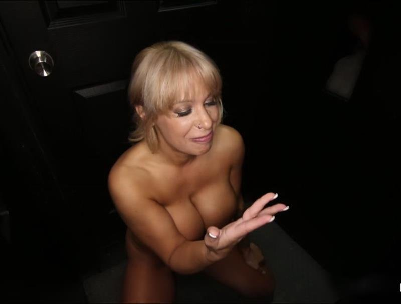 GloryHoleSecrets.com - Alyssa - Alyssas First Gloryhole Video [FullHD / Swallow / Cumshot / 2016]