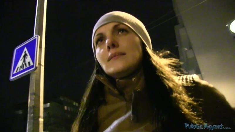 PublicAgent.com/FakeHub.com - Dominica - Lost Russian fucks for taxi money [HD / POV / All Sex / 2016]