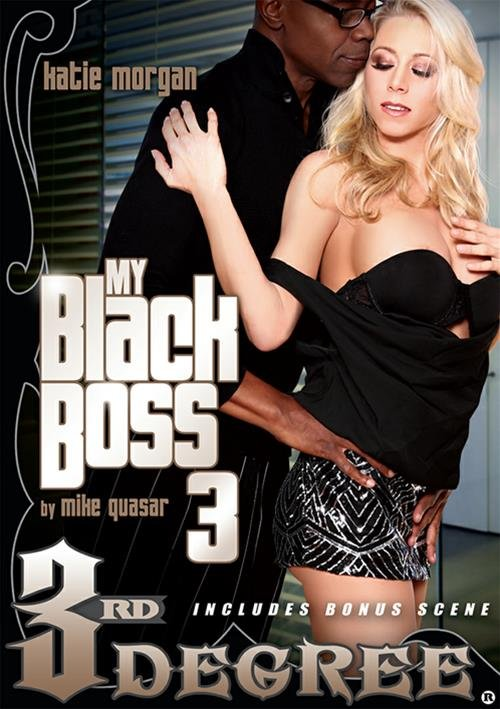 3rd Degree - Katie Morgan, Rilynn Rae, Trillium, Nikki Knightly. - My Black Boss 3 [WEBRip/HD 720p / Big Cocks / Interracial / 2016]
