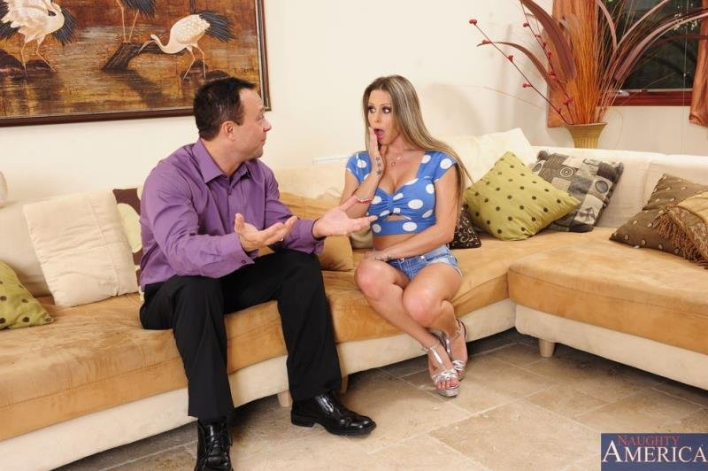 MyWifesHotFriend.com/NaughtyAmerica.com - Rachel Roxxx - The Girlfriend Of The Wife Assumes To Revenge [SD 480p / All Sex / Gonzo / 2013]