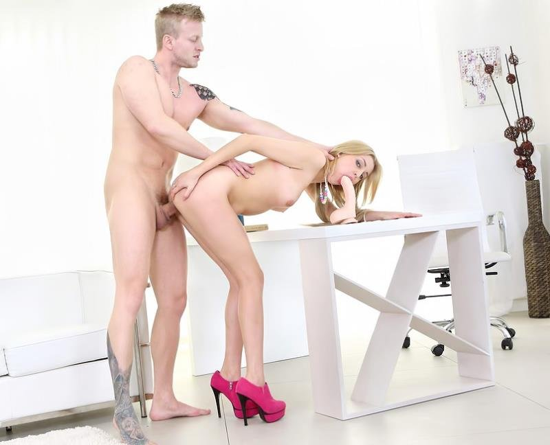 Anal-Beauty.com/TeenMegaWorld.net - Furia - Anal in High Heels [HD / Anal / All Sex / 2016]