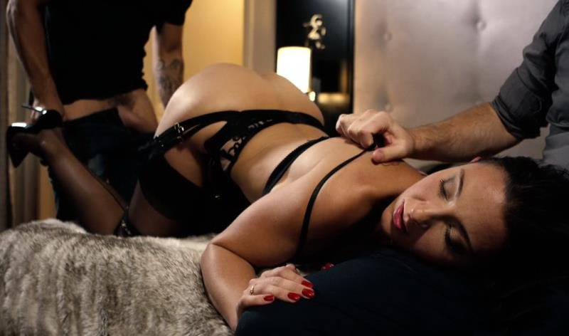 DorcelClub.com - Julie Sky - My Docile Wife Banged By Strangers [FullHD / All Sex / Hardcore / 2016]