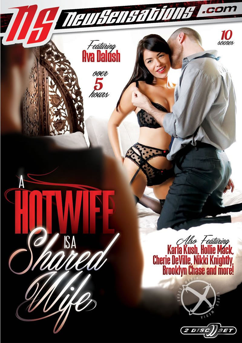 New Sensations - Evan Stone, Toni Ribas, Ramon Nomar, Mick Blue, James Deen - A Hotwife Is A Shared Wife [WEBRip/SD 406p / All Sex / Gonzo / 2016]