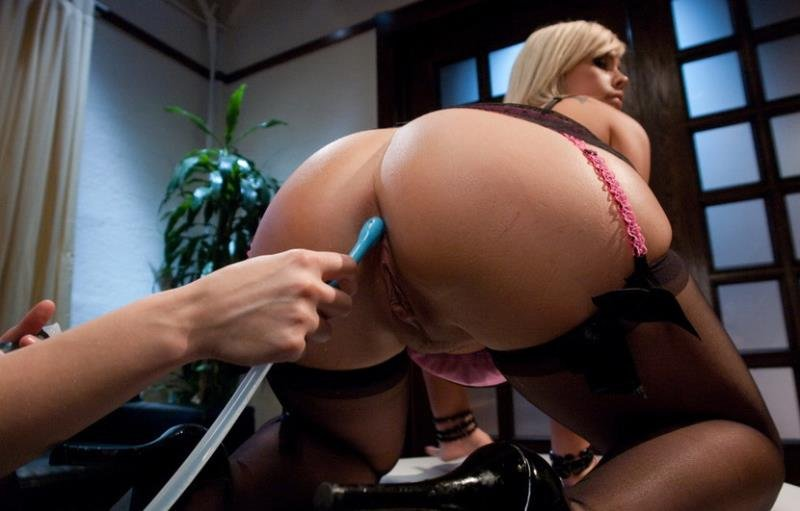Everythingbutt.com/Kink.com - Seraph and Tara Lynn Fox - Every thingbutt [HD / Fisting / Anal / 2010]