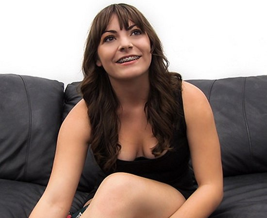 BackroomCastingCouch.com - Destiny - Backroom Casting Couch [HD / CreamPie / Casting / 2014]