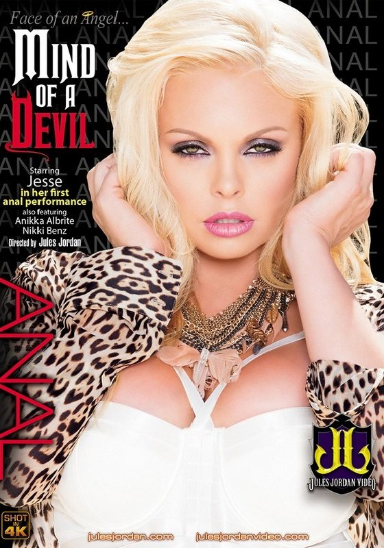 Jules Jordan - Jesse Jane, Nikki Benz, Anikka Albrite - Face Of An Angel Mind Of A Devil [WEBRip/HD 720p / Gonzo / All Sex / 2016]