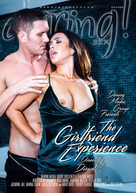 Daring Media - Amarna Miller, Freddy Flavas, Hanna Shaw, Jasmine Jae, Julia de Lucia - The Girlfriend Experience [WEBRip/SD 540p / All Sex / Gonzo / 2016]