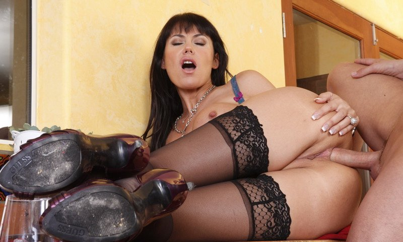 MyFriendsHotMom.com/NaughtyAmerica.com - Eva Karera - Eva Karera in My Friends Hot Mom [HD / Anal / Ass licking / 2011]