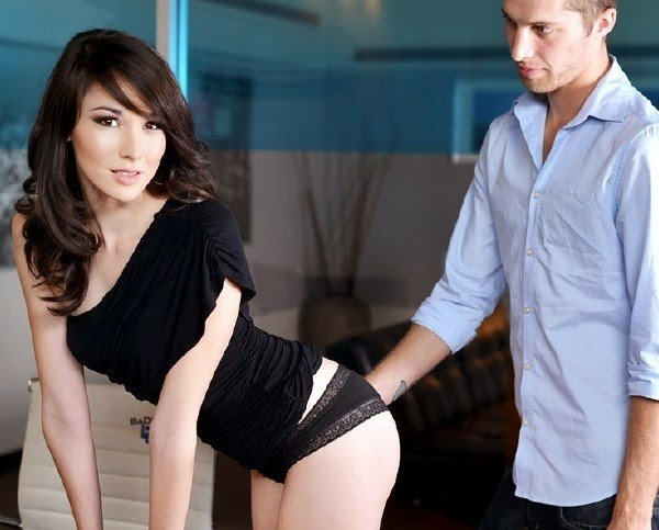 Badoink.com - Emily Grey - Short-Cummings [FullHD / Blowjob / Teen / 2014]