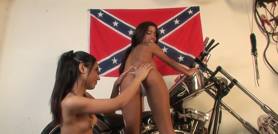 ILoveLupe.com - Lupe Fuentes - Smooth Rider [HD 720p / Lesbian / Teen / 2012]