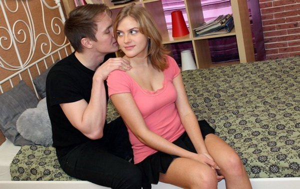 SellYourGF.com - Oksana - Kinky Fantasies Welcomed [HD / Group / Amateur / Students / 2012]