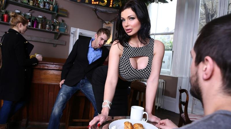 BigTitsatWork.com/BraZZers.com - Aletta Ocean - Love at First Fuck [HD / Brunette / Big Tits / USA / 2014]