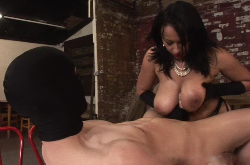 Lady-sonia.com - Danica Collins - Handcuffed And Masturbated [SD / Femdom / Facesitting / 2010]