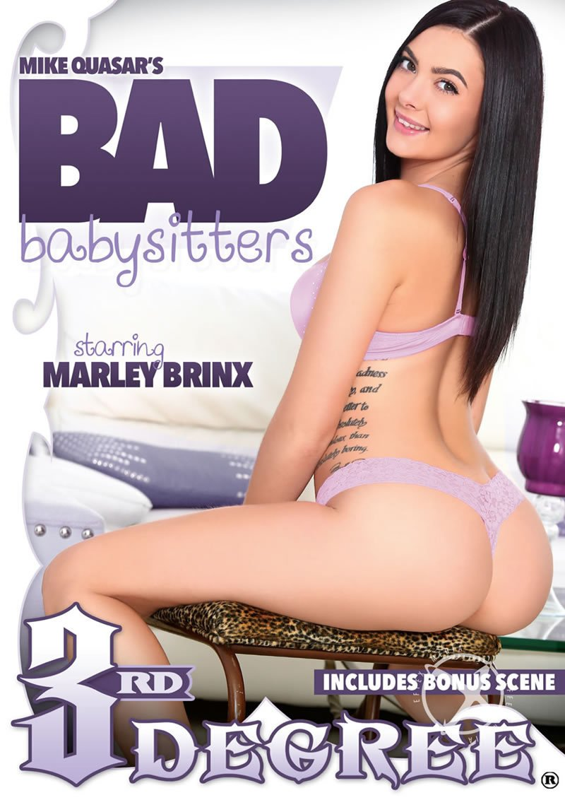 Zero Tolarance - Karlee Grey, Jojo Kiss, Lucy Doll, Marlie , Will Powers - Bad Babysitters [WEBRip/SD 540p / Gozno / Young / Oral / 2016]