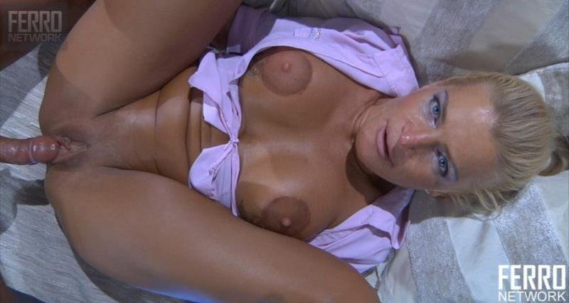 Mature Cougar First Time