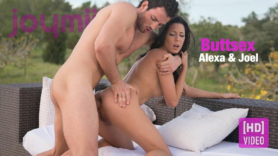JoyMii.com - Alexa Tomas - Buttsex [HD 720p / Teen / All Sex / 2016]