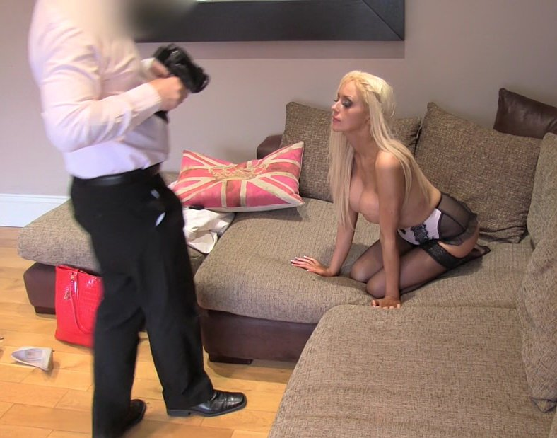 FakeAgentUK.com/FakeHub.com - Barbie Bangs - Ass to mouth after anal creampie [FullHD / Anal / Anal Creampie / 2016]
