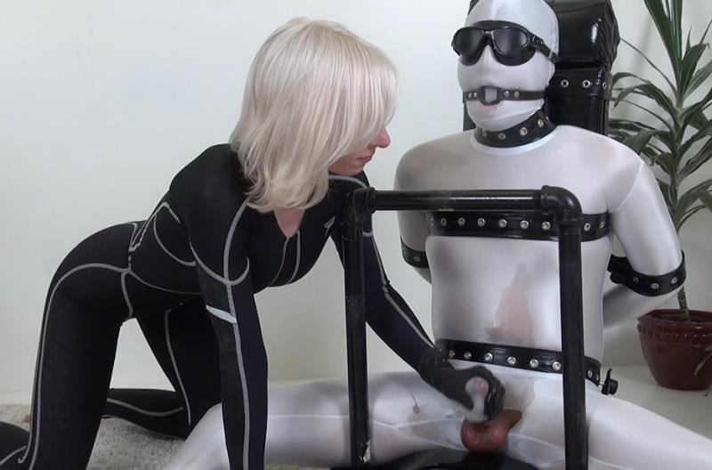 TeaseAndThankYou.com - Christina - The Breaker Box [HD / Femdom / Ruined orgasms / 2015]
