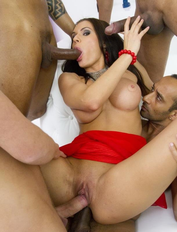 LegalPorno.com - Kitana Lure - Kitana Lure 9on1 monster cock gangbang (fisting, cum eating, piss clean up) 8 it all SZ655 [SD / Anal / DP / 2014]