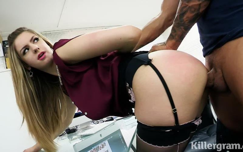 Killergram.com - Stella Cox - Cum Into My Office [HD / Big Tits / Hardcore / 2016]