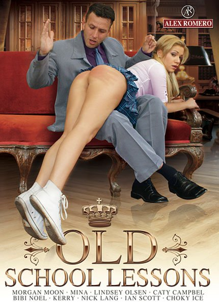 Alex Romero - Morgan Moon, Caty Campbel, Kerry, Bibi Noel, Lindsey Olsen, Mina, Nick Lang, Choky Ice, Ian Scott - Old School Lessons [WEBRip/SD 576p / Anal / Teens / 2016]